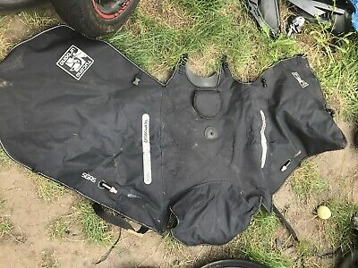 Yamaha Nmax 125 Tucano Leg Covers Great Condition