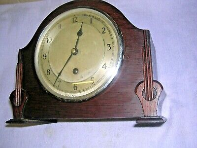 Garrard   Mantel  Clock ,  Good  Working Order
