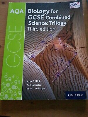 AQA GCSE Biology for Combined Science (Trilogy) Student Book by Oxford Universi…