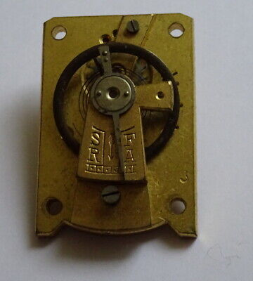 Vintage Platform Escapement  (clock Part) spare-repair