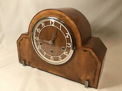 Triple Chime Clock Gufa for repair/spares  UK POSTAGE ONLY
