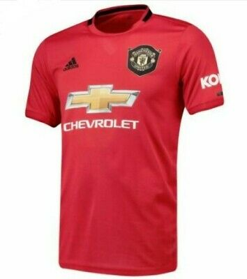 Man Utd Manchester United HOME SHIRT 19/20 Men's Size XXL - BRAND NEW WITH TAGS!