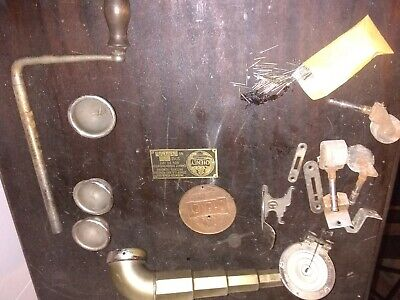 1916-1917 Cheney REPRODUCER AND ARM  and windup Victrola phonograph parts