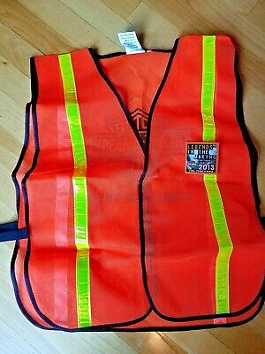 Harley Davidson Steel Toe York PA Factory Tour Vest and Pin 2013 SZ XL
