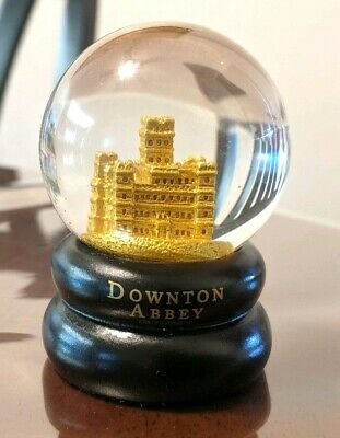 Downton Abbey Movie Fan Event Exclusive Snow Globe NEW Dolby Cinema EXCLUSIVE