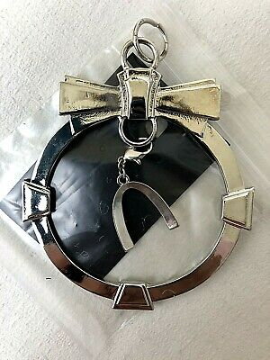 St Louis Gateway Arch Christmas Ornament Silver Diane Katzman