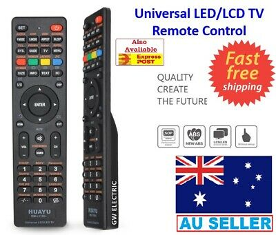 Universal TV Remote Control LCD/LED For Sony/Samsung/Panasonic/LG/TCL/Soniq/Haie