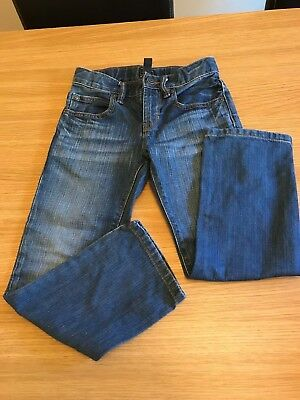 Boys GAP jeans. Size 7 years (10)
