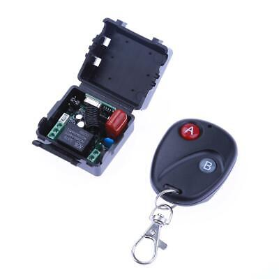 Wireless Remote Control AC180-240V 1 Channel One Way Relay Module Switch