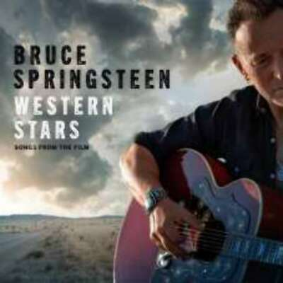 Bruce Springsteen - Western Stars - Songs From The Film (Cd Album) (CD)