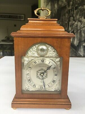 Mappin and Webb Queens Silver Jubillee Rare Elliott Carriage Clock.