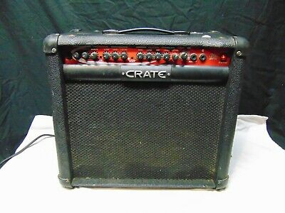 CRATE guitar amplifier FXT65 2 channel Overdrive Clean DSP 65 Watts 19 x 11 x 17