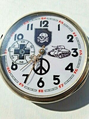 Antique Silver German WW2 Pocket Watch