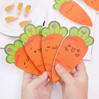 Funny Pattern 65 Sheets Notepad Bookmark Paper Sticker Memo Pad Stationery