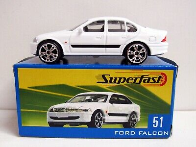 Ford Falcon Matchbox Superfast MB51 (1:64)
