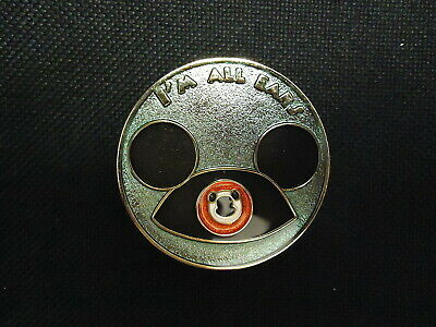 Disney Buttons Mystery Pin Collection Mickey Mouse Ears Only Pin Le 1000