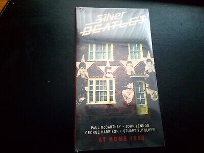 """The Silver Beatles """" At Home 1960 """" Sealed Cd Album"""