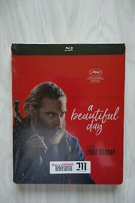"""Blu ray """"A BEAUTIFUL DAY"""" Steelbook (NEUF) Edition Française"""