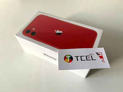 SEALED Apple iPhone 11 Red 64GB (Vodafone UK) RRP £729, WILL TAKE £629! TRUSTED!