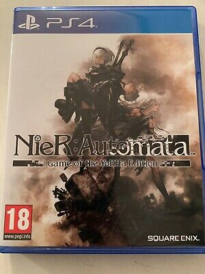 Nier: Automata Game of the YoRHa Edition - Playstation 4, 2019