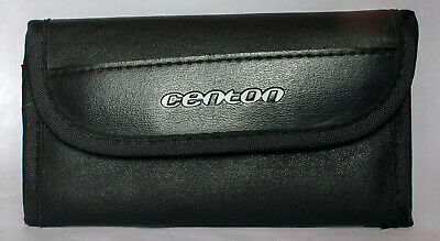 Centon card case suitable for 4 x compact flash cards.