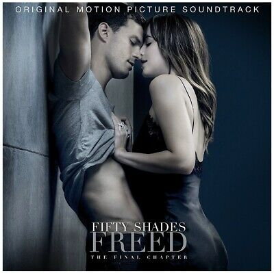 Fifty Shades Freed - The Final Chapter CD Like New With Free Delivery