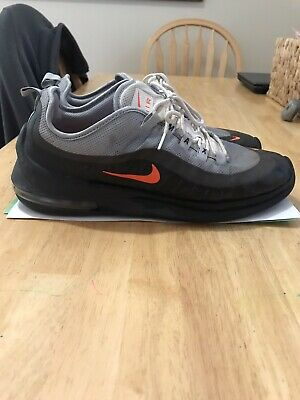 Nike Air Max Axis Men Athletic Running Shoes Size 10.5 Pre Owned NO RESERVE