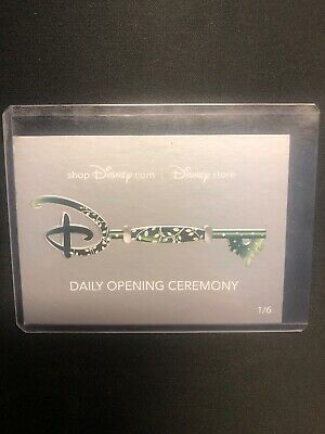 D23 Expo 2019 Disney Store Exclusive Key Cards #1 Mickey 90th Anniversary