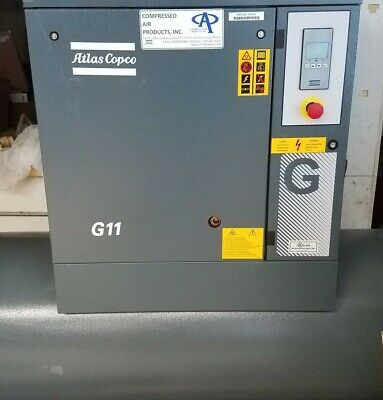 Gardner Denver Integra EFC99F 30hp Rotary Screw Air Compressor 460V 3 Phase