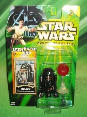 Star Wars Potj Power Of Jedi Series R2-Q5 Imperial Astromech Droid Figure