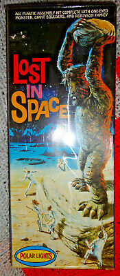 Polar Lights LOST IN SPACE Giant Cyclops Monster Plastic Model Kit Unopened