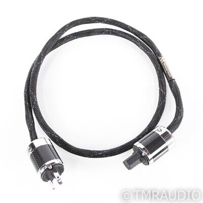 Morrow Audio Elite Reference Power Cord; 1.5m AC Cable