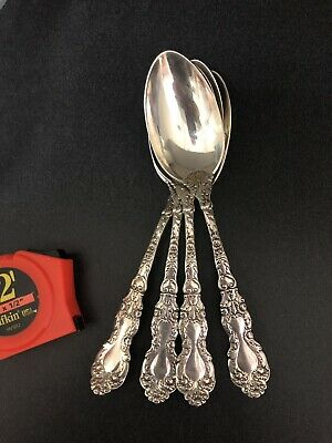 1 Gorham Imperial Chrysanthemum Sterling Serving Spoon Multiples Avail No Mono