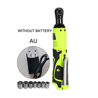 Rotary Tools 160nm Ratchet Wrench Wireless Rechargeable With Charger Electric