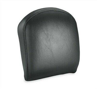 Harley Davidson Smooth & Top Stitched Medium Low Backrest Pad - 52626-04