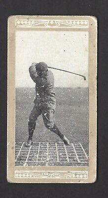 Marsuma - Famous Golfers & Their Strokes - #19 John Ball