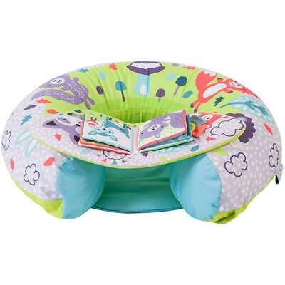 Red Kite | Sit Me Up | Inflatable Ring with Tray & Activities | Peppermint Trail