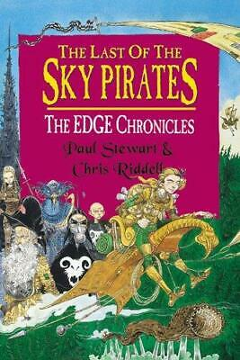 The Last of the Sky Pirates: The Edge Chronicles  F245-1065