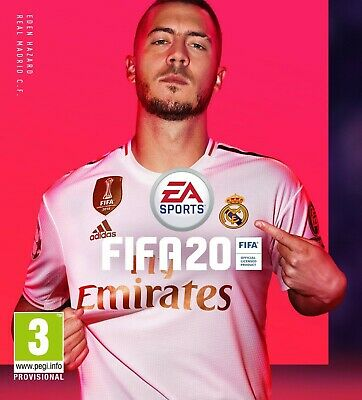 *BRAND NEW* and sealed PS4 FIFA 20