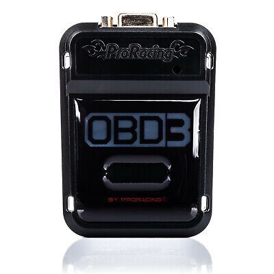 Chip Tuning Box OBD3 Ford Transit Custom Tourneo Connect Courier Diesel