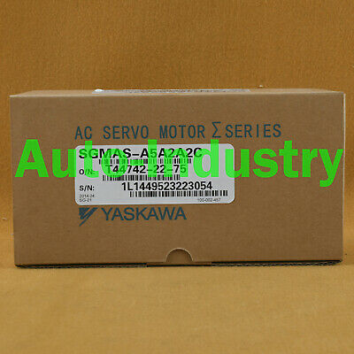 1PC Yaskawa Servo Motors SGMAS-A5A2A2C New Brand One year warranty SGMASA5A2A2C