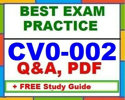 CV0-002 CompTIA Cloud+ Exam Practice Q&A+ FREE Study Guide