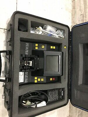 Siecor Compact NT7L35BB Fiber Optics Fusion Set