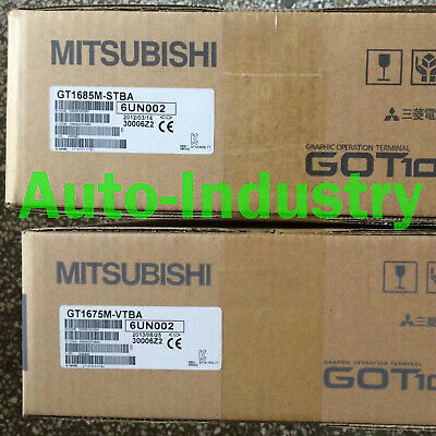 1Pc New Brand Mitsubishi GT1685M-STBA One year warranty GT1685MSTBA Fastdelivery