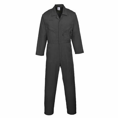 Black/Navy Boilersuit/Overall/coverall Portwest Multi zip