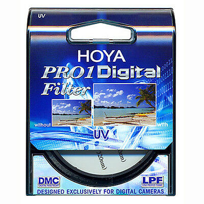 Hoya 49mm/52/55/58/62 Pro1 UV DMC LP Digital Filter Multicoated Pro 1D