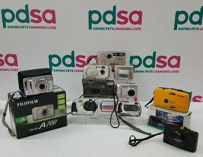 Job Lot of Various Cameras/Camcorders (Some Vintage?) - G688