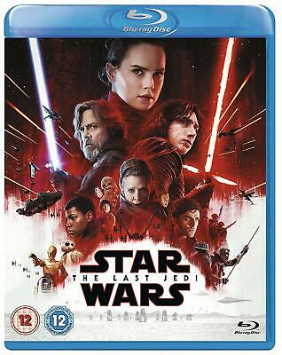 Star Wars - The Last Jedi [Blu-ray] [2017] Used Very Good