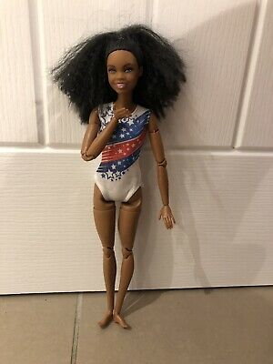 Barbie Collector Gabby Douglas Doll - Made To Move