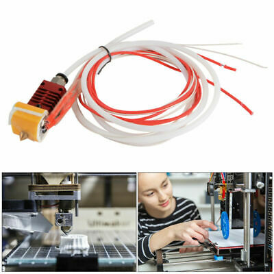 MK8 Extruder Hot End Kit External Thread Connection Accessories For 3D Printer
